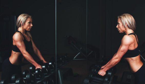 Batonik proteinowy dla sportowca