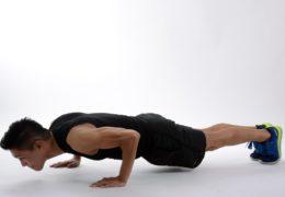Ćwiczenie pompki
